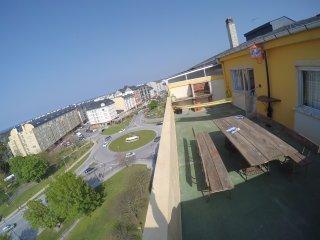 Apartamento amplio de 130 m cuadrados, exterior muy iluminado, muy cómodo., Ribadeo