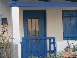 Eleni's beach guest house in Stavros Chania Crete