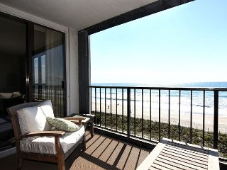 Station One - 5C Stewart-Oceanfront condo with community pool, tennis, beach