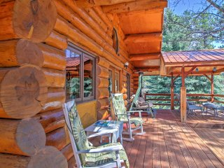 NEW! 3BR Rapid City Cabin - Near Mount Rushmore!