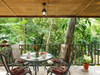 Bali inspired Casa Cascadas
