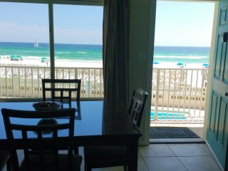 Beach front 2BR at a BARGAIN price!