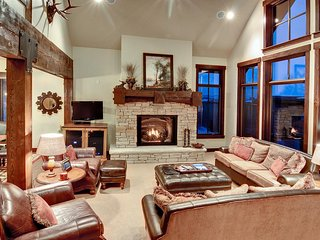 Silver Star #44 - 5 Bed Cottage w/spa