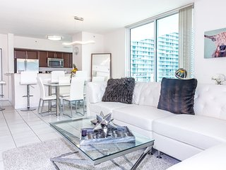 New Luxury 2Bed/2Bath Condo in Brickell