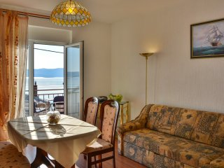 Beautiful apt with sea view & Wifi