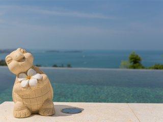 Brand New great sea view 3 BR designed villa Maple