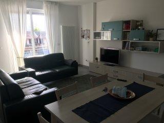 Luminoso e spazioso appartamento a Riccione! Ideale per famiglie!