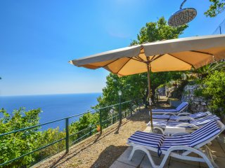 Praiano, private property, Casa Luci, private swimming pool, sea view, wi-fi