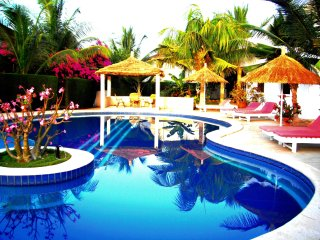 Villa - 300 m from the beach, Saly