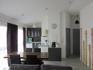 Appartement deux chambres sous les toits, Montpellier