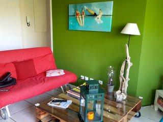 Arcachon, Studio tout confort à 60 mètres de la plage Péreire