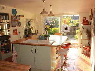 Delightful family home in west Cornwall
