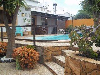 4 bedroom Villa in Tahiche, Canary Islands, Spain : ref 5691608