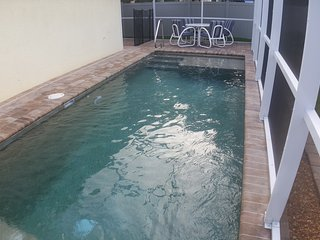 Private Pool * Pet-Friendly* Just Steps to Beach!!