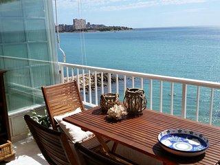 Un balcón al mar Mediterráneo