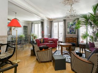 Appartement Paris d'artiste 150 m2
