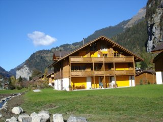 Apartment convenient for walking or skiing
