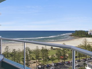 Ocean Plaza 1577 - Coolangatta Beachfront