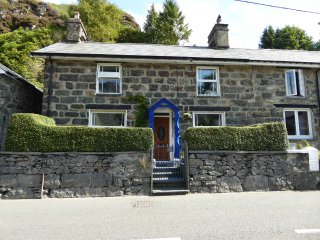Gwalia cottage: Dog friendly quarryman's cottage in the heart of Snowdonia!