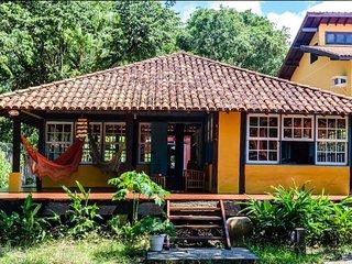 Casa de praia rustica