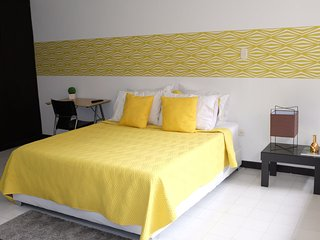 Confortable 1-bed in Upscale Santa Teresita by Zoo
