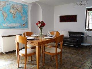 Preciosa casa con patio privado en el Albaycin