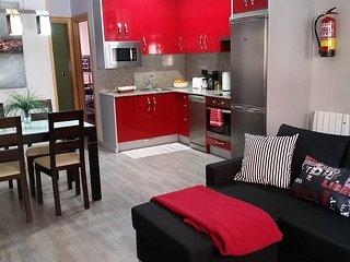 """Apartamento centrico en Teruel   """" Casa Rosa """""""