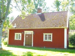 'Hemma pa Hult' - stuga i narheten av Jonkoping/Granna