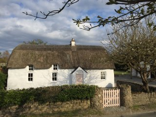 A little bit of thatch luxury... - St Awaries Cottage, Tagoat