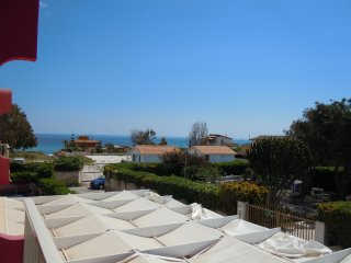 Villa Reitani con vista mare