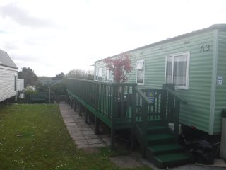 Pendine Sands Ann & Davids Private Caravan Rental