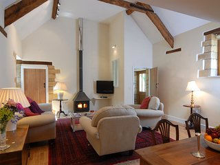 Nellies Barn - Peaceful retreat near Naunton & Stow on the Wold
