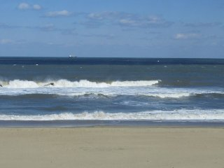 Ocean Front 2 Bedroom Condo Virginia Beach Boardwalk Kamla