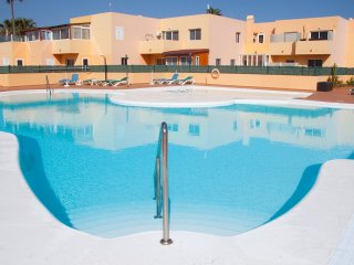 "LOS DELFINES BRAVO""S APARTMENT,LOCATED AT 50 METERS FAR CORRALEJO BEACHES"