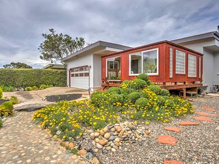 Lovely Los Osos Home w/ Backyard Oasis & Hot Tub!