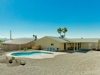 NEW! 4BR Lake Havasu City House w/ Brand New Pool!