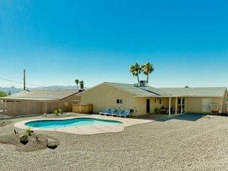 NEW! 4BR Lake Havasu City House w/ Brand New Pool!