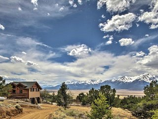 New! 3BR Buena Vista Home w/ Acreage & Great Views