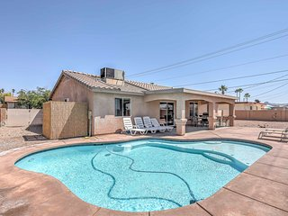 New! 3BR Lake Havasu City House w/ Private Pool!