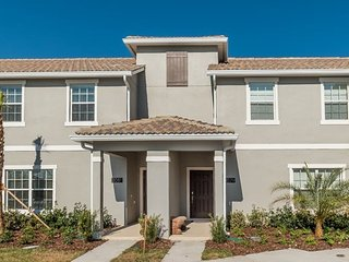 3079JD. 4 Bed 3 Bath TownHome In KISSIMMEE FL