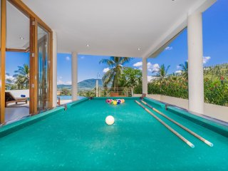 ABSOLUTE PRIVACY WITH OCEAN VIEWS !