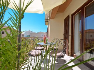 Apartment Boris - Three Bedroom Apartment with Terrace and Garden View