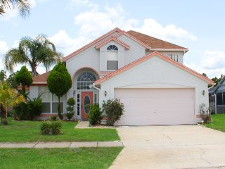 Spacious 2 Story 3 Bedroom 2.5 Bath Pool home Less than 5 miles to Disney (3089)