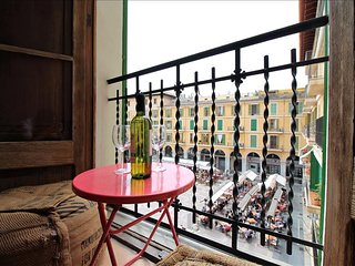 Mallorcan apartment in Plaza Mayor