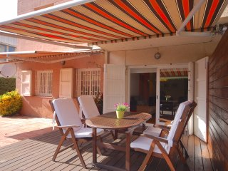 FANTASTIC TERRACE APARTMENT TOSSA