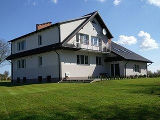 Ruhige, komfortable und grosse Wohnung (62 m2), Kamien Pomorski