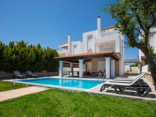 Lindos beach villa on your private Beach!