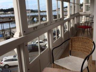 Precioso Apartamento con vistas a la ria