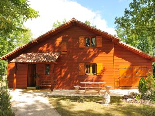 Residence Souillac Golf and Country Club 4**** - Dordogne Chalet, Lachapelle-Auzac
