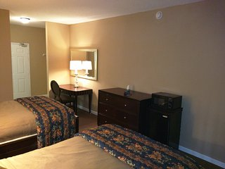Vacation Rental,Furnished Motel Rooms available at Weekly and Monthly Rates, Jacksonville